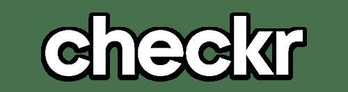 Checkr-White-Logo