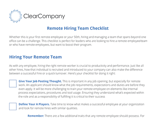 remote-hiring-checklist