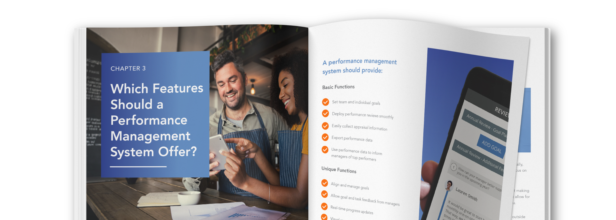 Buyer's Guide Performance Management