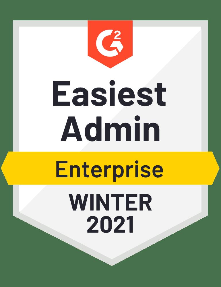 G2_Winter2021_Enterprise_EasiestAdmin